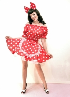 Miss Minnie Mouse Dress