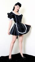 Fitted French Maid's Dress