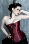 Enchantment Over Bust Corset